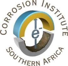 Corrosion Institute of Southern Africa Logo Image